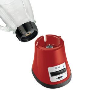 Licuadora Oster® 8 velocidades vaso de vidrio BLSTMG-RD0
