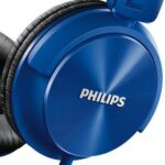 Audifono Dj Philips con Micrófono Integrado – SHL3065BL – Azul 4-electrodomesticos jared