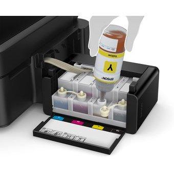 Impresora Multifuncional Tinta Continua Epson Ecotank L380 -Negro electrodomesticos jared 2