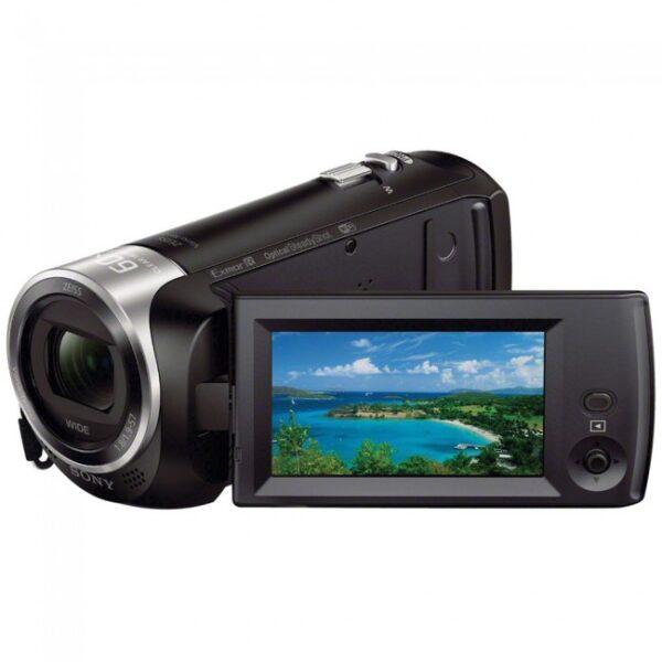 Sony – Handycam Full HD 9.2MP HDR-CX440 – Negro electrodomesticos jared