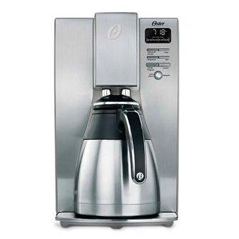 Cafetera térmica programable de 10 tazas Oster® BVSTDC4411-053 – Plateada electrodomesticos Jared 2