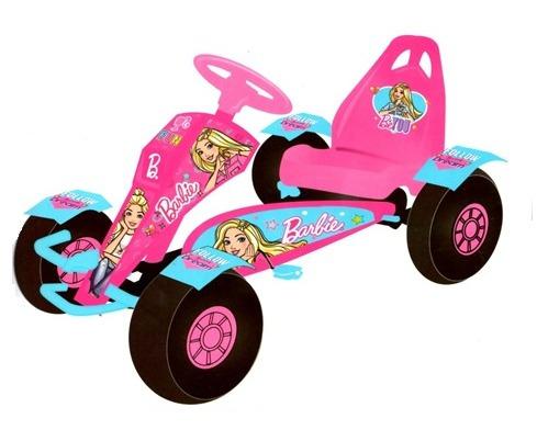 Carro a pedal barbie CPB-18 Electrodomesticos Jared