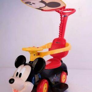 Mickey Mouse - Buggie Con Guiador BFMK-18