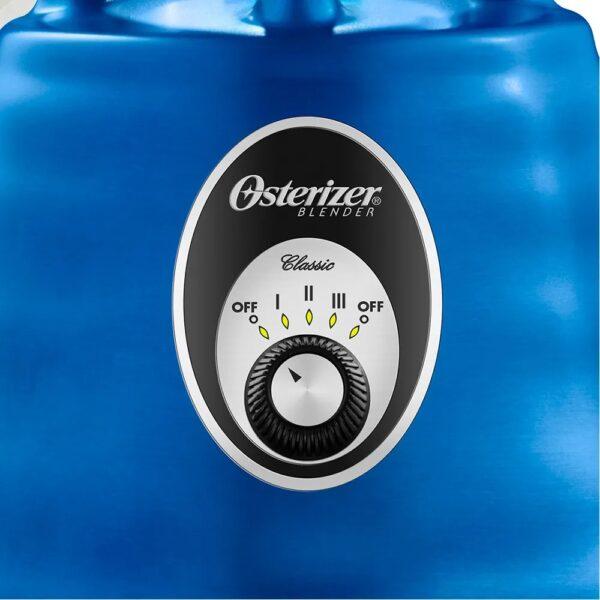 Licuadora clásica Oster® 3 velocidades 4134-Electrodomesticos Jared
