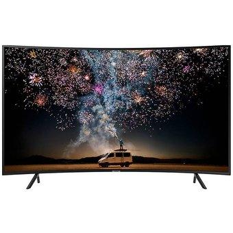 Televisor-Curvo-Smart TV Samsung 55RU7300 4k de 55-pulgadas-electrodomesticos-jared